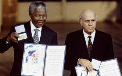 Apartheid is a Crime Against Humanity Part Two: FW de Klerk and the South African row over apartheid and crimes against humanity
